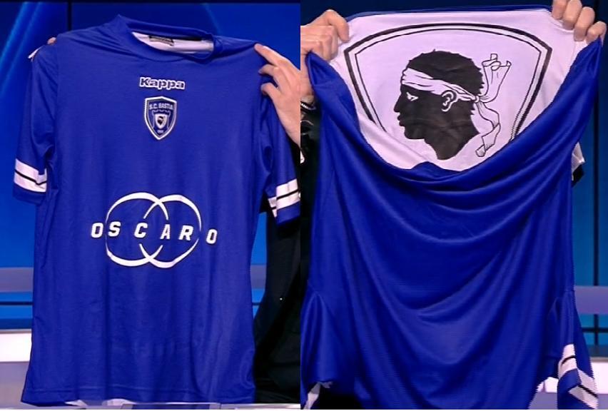 Mantos Sagrados  Veja todas as camisas do Campeonato Francês 13 14 ... 6dbe81635936f
